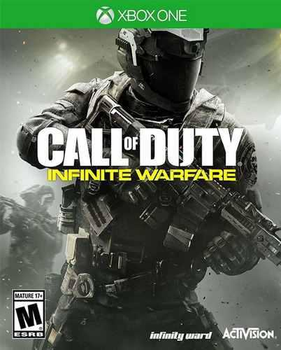 Call Of Duty Infinite Warfare Xbox One Nuevo Y Sellado Juego
