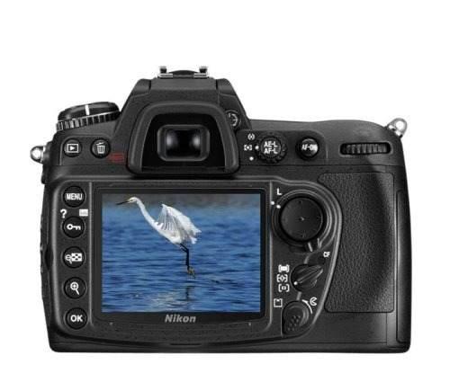 Cámara Digital Slr Nikon D300 Dx 12 3mp Solamente...