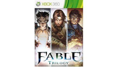 Fable Trilogy Fable 1, 2, 3 Juegos Xbox 360 / One Licencias