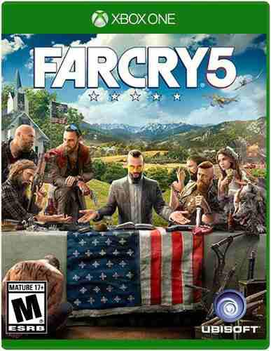 Far Cry 5::.. Para Xbox One En Start Games