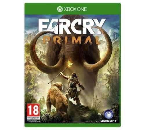 Far Cry Primal - Xbox One - Mídia Digital Offline