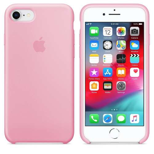 Funda Apple Silicon Case Iphone X Xs Max Xr Protector Colore