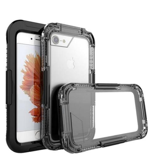 Funda Contra Agua Ip68 Sumergible Iphone X  Plus