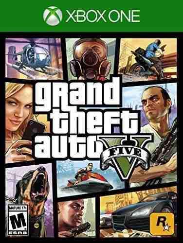 Grand Theft Auto V (nuevo Y Sellado) - Xbox One