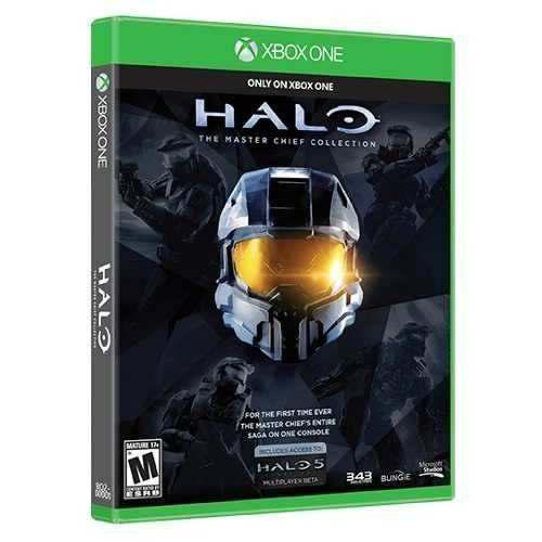 Halo The Master Chief Collection Xbox One Nuevo En Igamers