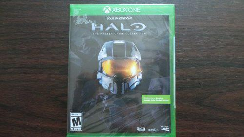 Halo The Master Chief Collection Xbox One Nuevo Sellado