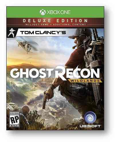 Juego Ghost Recon Wildlands Deluxe Xbox One Ibushak Gaming