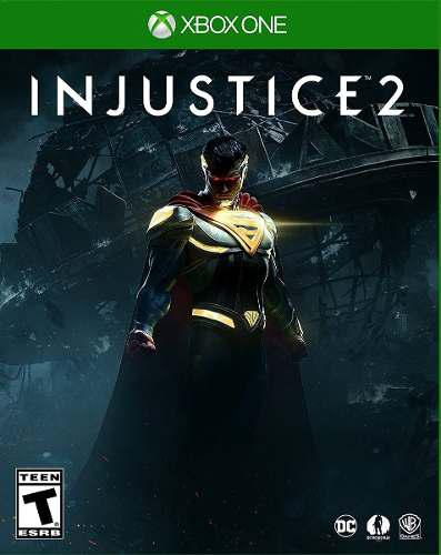 Juego Injustice 2 Xbox One Ibushak Gaming