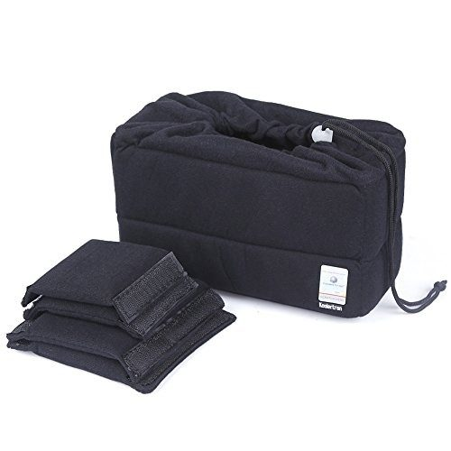 Koolertron New Shockproof Dslr Slr Camera Bag Partition Padd