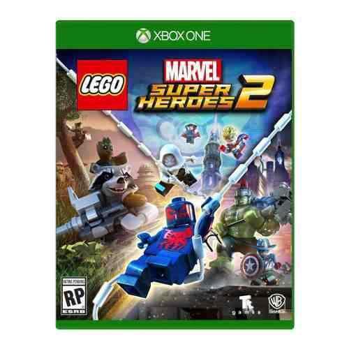 Lego Marvel Super Heroes 2 - Xbox One -mídia Digital