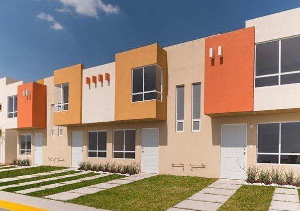 Linda casa de 3 RECAMARAS** EN TECAMAC DESDE $ 737,300