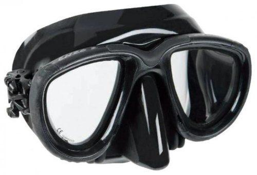 Mascara De Buceo Gratis Ocean Enzo 2 Negro Negro