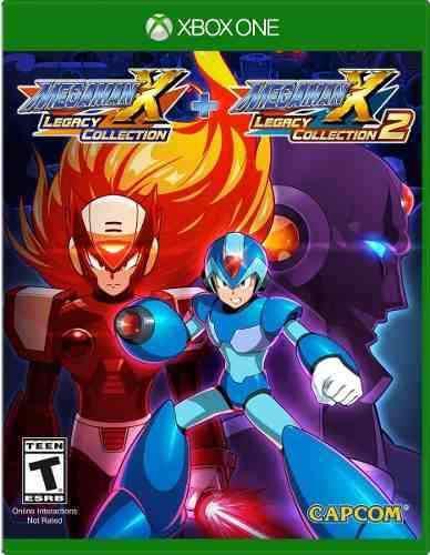 Mega Man X Legacy Xbox One Original Offline
