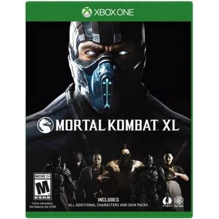 Mortal Kombat Xl Para Xbox One:: Bsg