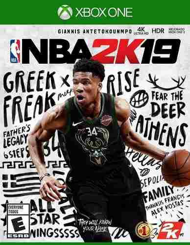 Nba 2k19 - Xbox One Nuevo (en D3 Gamers)