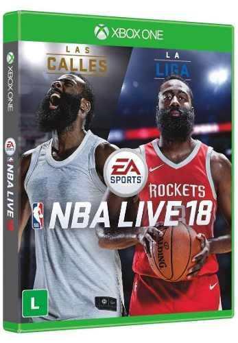 Nba Live 18 Edición The One - Offline - Xbox One