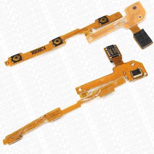 Power Volume Button Flex Para Samsung Galaxy Tab 3 7.0 T-211