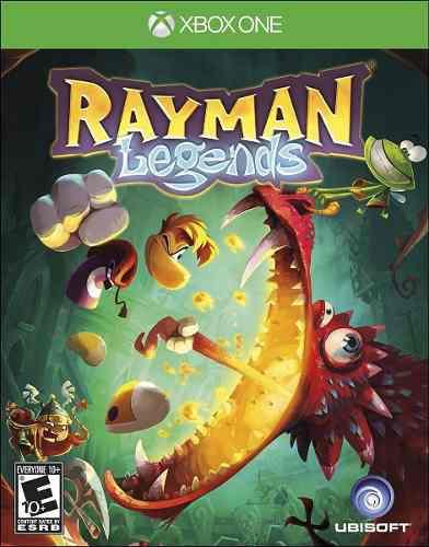 Rayman Legends Xbox One/ Xbox 360 Nuevo