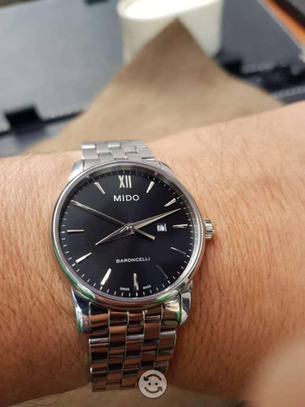Reloj mido baroncelli quartz