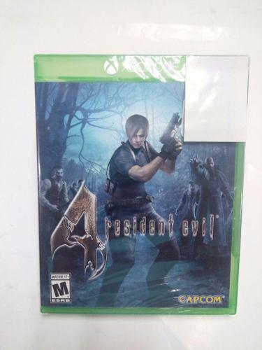 Resident Evil 4.-one