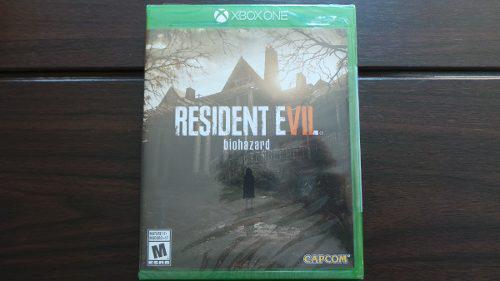 Resident Evil 7 Biohazard Xbox One Nuevo Sellado