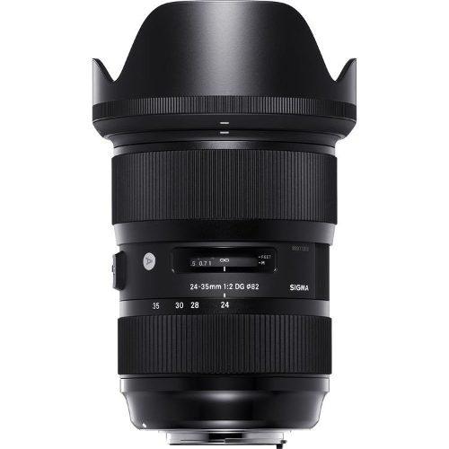 Sigma Lente mm F2 Dg Hsm Art P/canon