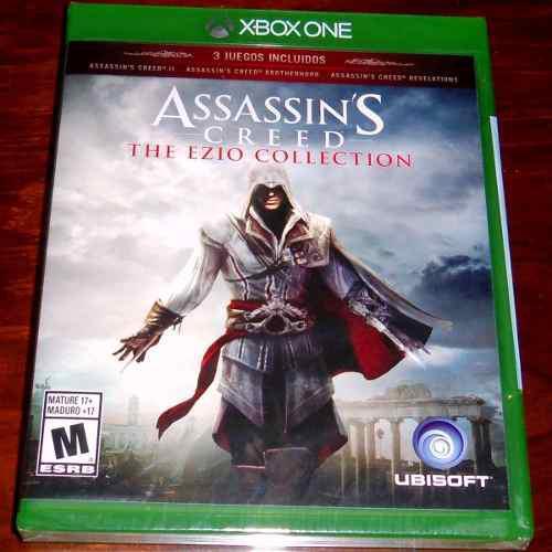 Videojuego Assassin's Creed The Ezio Collection Xbox One