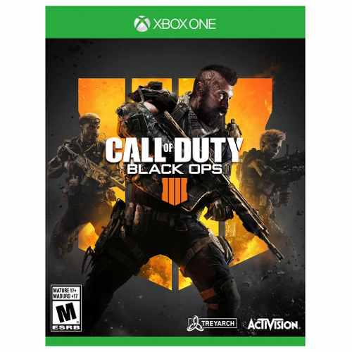 Videojuego Call Of Duty Black Ops 4 Xbox One Activision