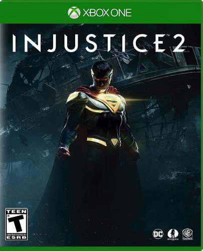 Videojuego Injustice 2 Xbox One Ibushak Gaming