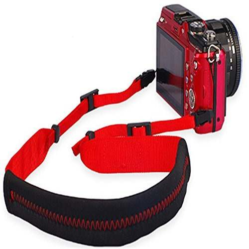 Vmonv Camera Neck Shoulder Belt Strap For Dslr / Slr / Nikon