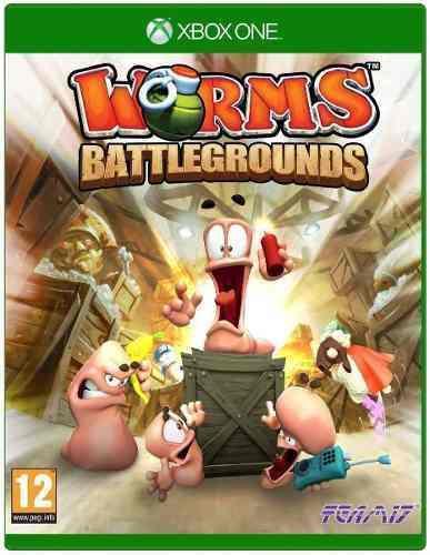 Worms Battlegrounds - Xbox One - Offline