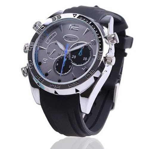 Camara Reloj Espia Sensor Vision Noc Hd Full p Sony 12mp