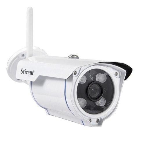 Camara Seguridad Ip Exterior Wifi Vigilancia Celular