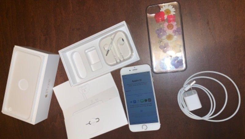 Celular iPhone 6 de 64gb