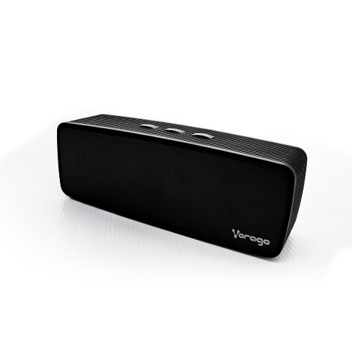 Mini Bocina Portatil Bluetooth Recargable Vorago Bsp-100 Ng