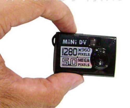 Mini Camara Espia 5mb Digital Video Recorder. Memoria De 8gb