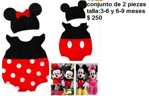 Ropa Casual Para Niñas De Minnie Mouse Niño