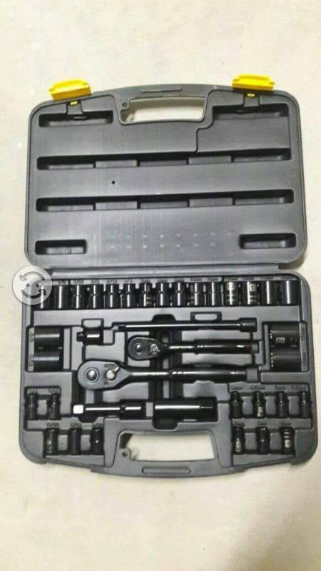 Autocle 37 piezas