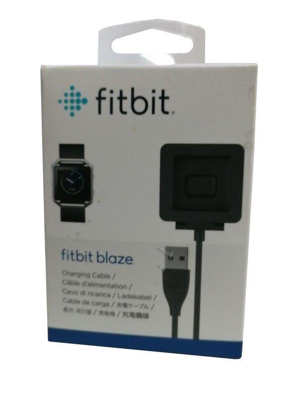 Base Cargador Cable Usb Para Reloj Inteligente Fitbit Blaze