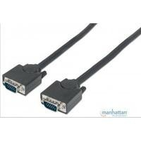Cable Vga Manhattan Para Monitor O Proyector 4.5 Mts Cb-225