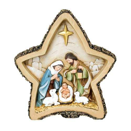 Decoración Hogar Figura El Nacimiento Del Niño Jesús