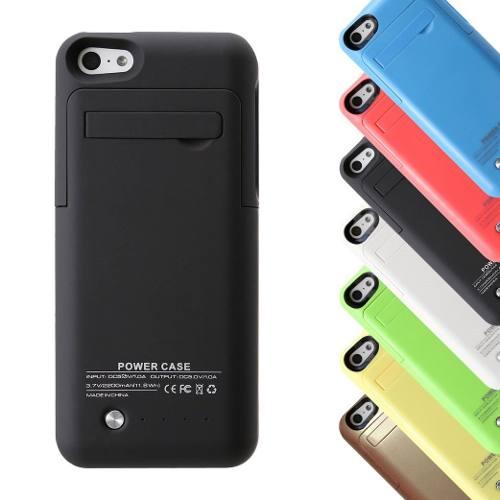 Funda Batería Externa Iphone 5 5c 5s Se  Mah Eg
