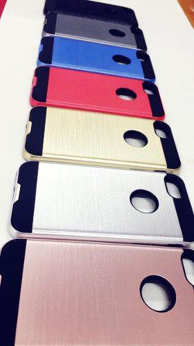 Funda Uso Rudo Doble Capa Colores +50 Modelos + Envio Gratis