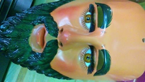 Mascara De Coleccion Tallada En Madera(por Encargo)