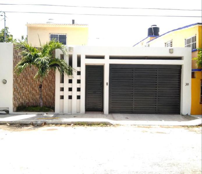 RENTA CASA DE 3 RECAMARAS EN COL JUSTO SIERRA, CERCA DEL