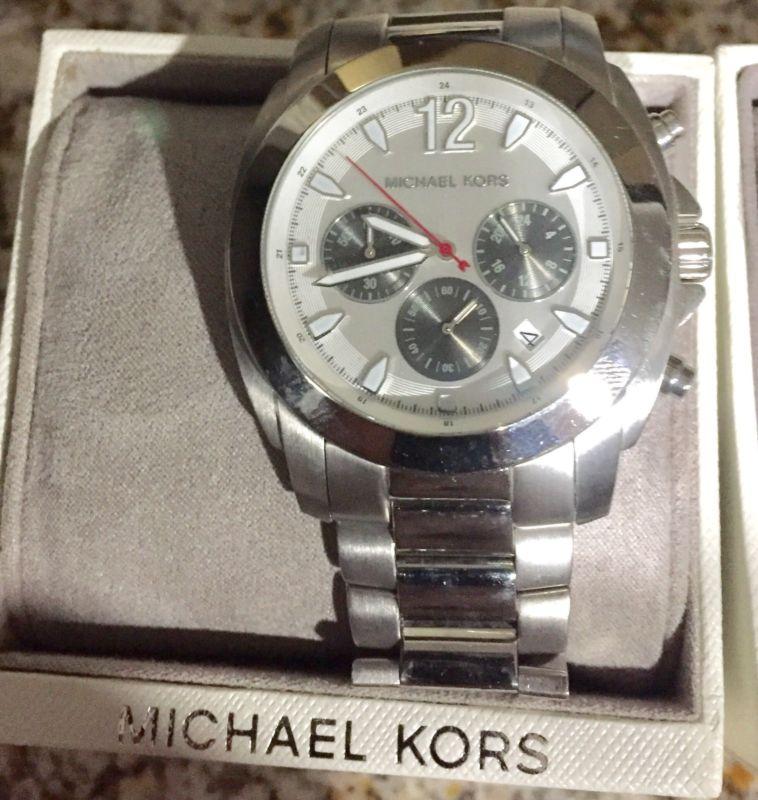 Reloj Michel Kors Hombre / seminuevo/Original