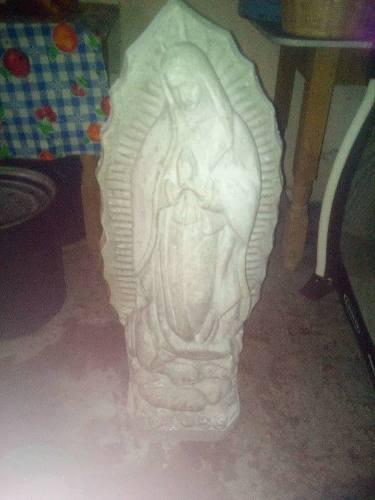 Virgen Barata De Marmol
