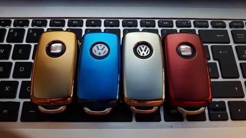 1 Funda + 1 Llavero Volkswagen Seat Envio Gratis