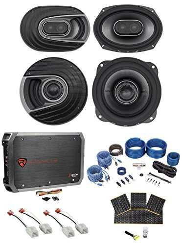 2006-2008 Dodge Ram 1500 Polk Audio Amplificador De Altavoz