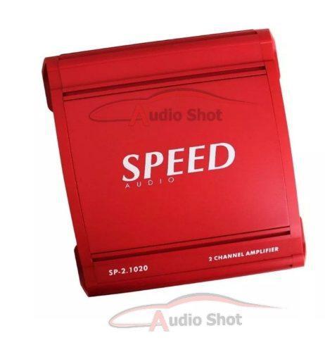 Amplificador Automotriz 2 Canales Speed Sp-2.1020